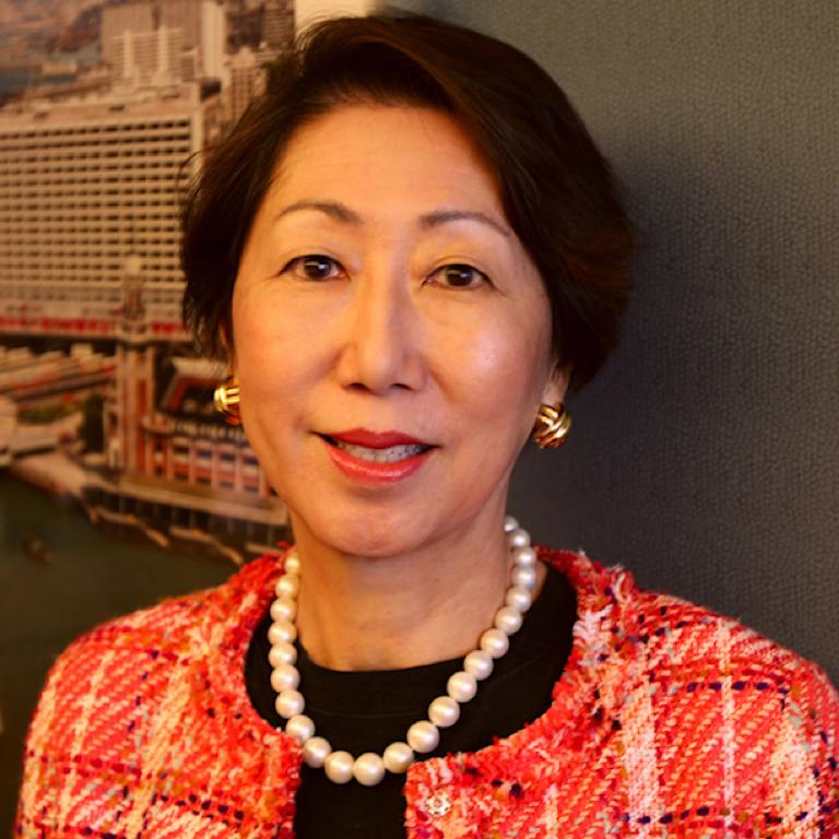 Akiko Mikumo headshot