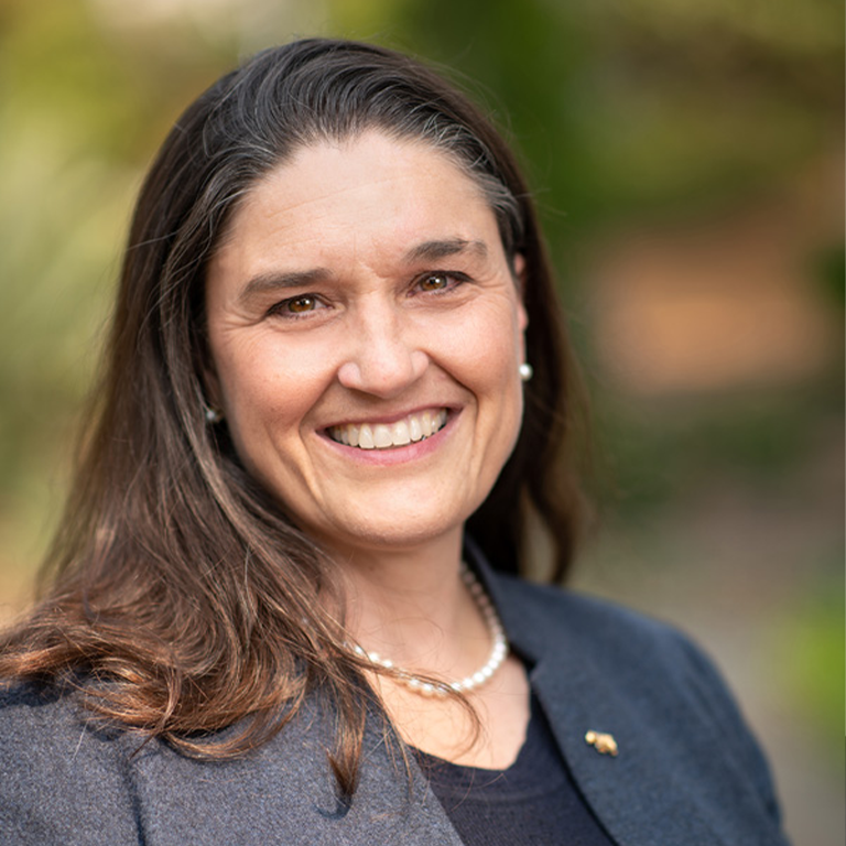 Jennifer Johnson-Hanks, executive dean of the College of Letters & Science