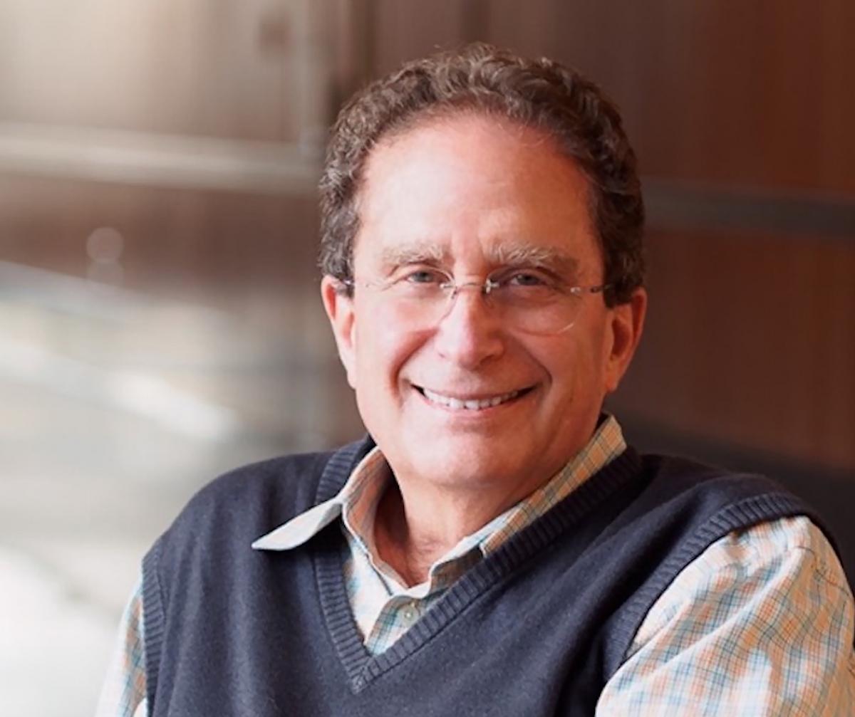 Headshot of Dean Michael R. Botchan