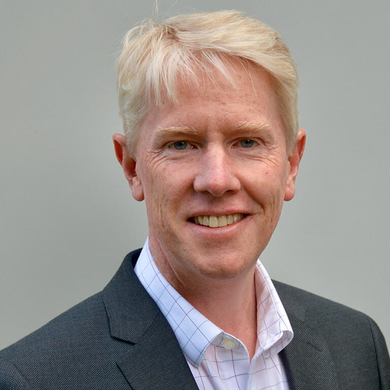 Richard Allen, interim dean of MPS
