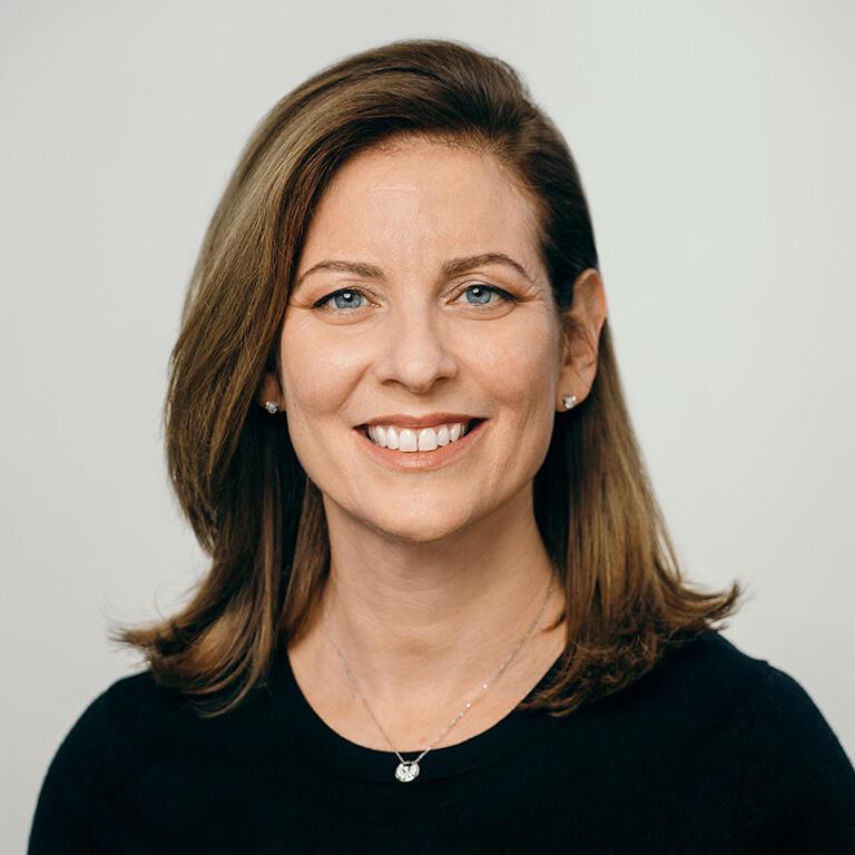 Sara Guyer headshot for leadership page