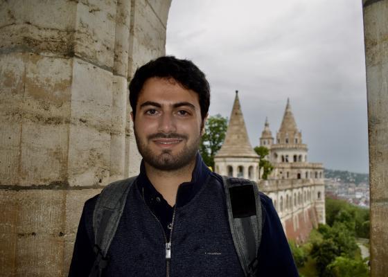 Photo of Mathew Madain