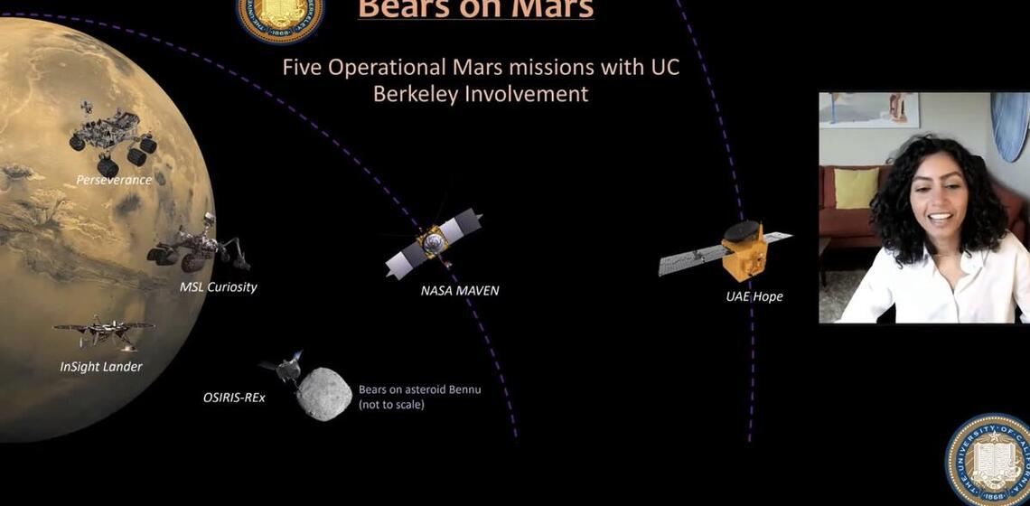 Video: Berkeley Conversation: Mars Was Not Always Red