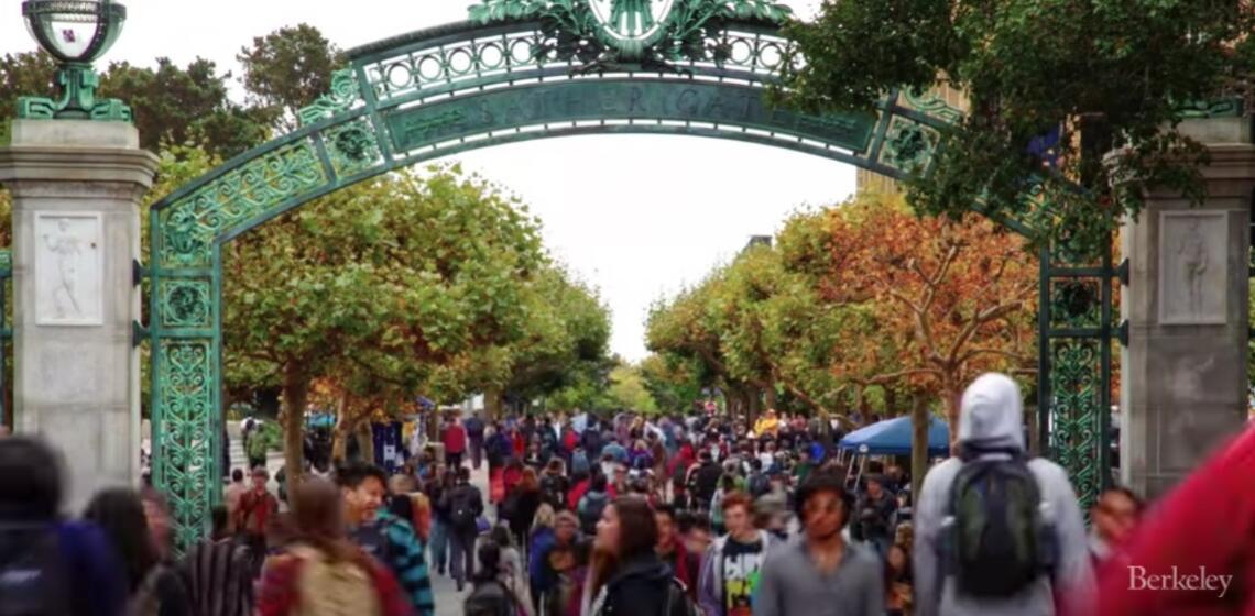 Undergraduate Research at UC Berkeley