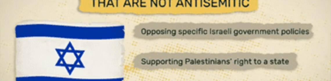 New video from the Antisemitism Education Initiative