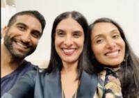 Sam, Veena & Dena Dubal