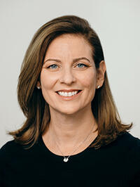 Headshot of Sara Guyer, New Dean of UC Berkeley's Division of Arts and Humanities