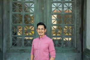 Hector Callejas, Ethnic Studies student
