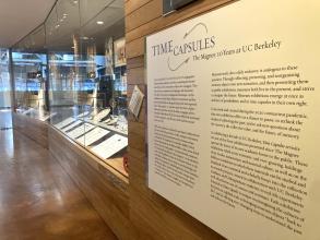 Time Capsules exhibition